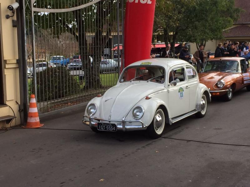 1969 VW Fusca