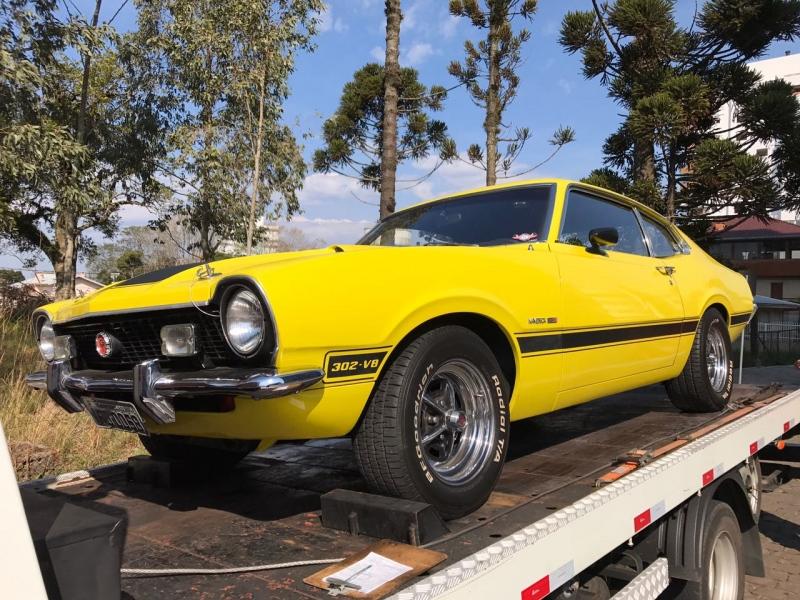 1975 Maverick GT