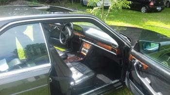 1982 Mercedes-Benz SEC500