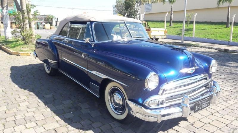 1951 GM Chevrolet