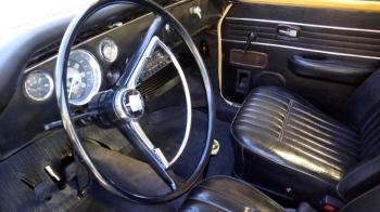 1973 WV Variant 1600