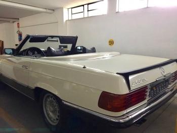 1974 Mercedes-Benz SL 450
