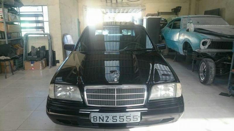 1994 Mercedes C280 Sport
