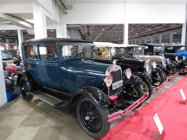 1928 Ford A Tudor