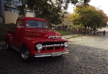 1951 Ford F1-2