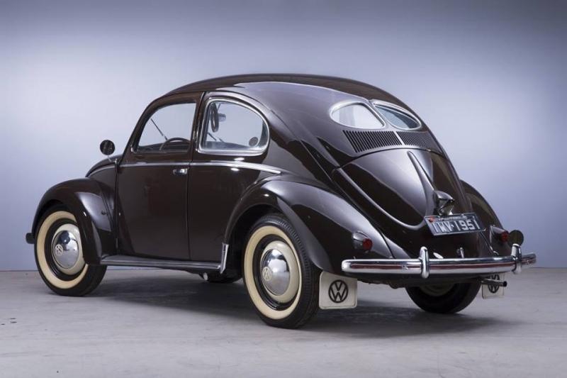 1951 VW Sedan