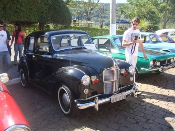 1951 Austin A40