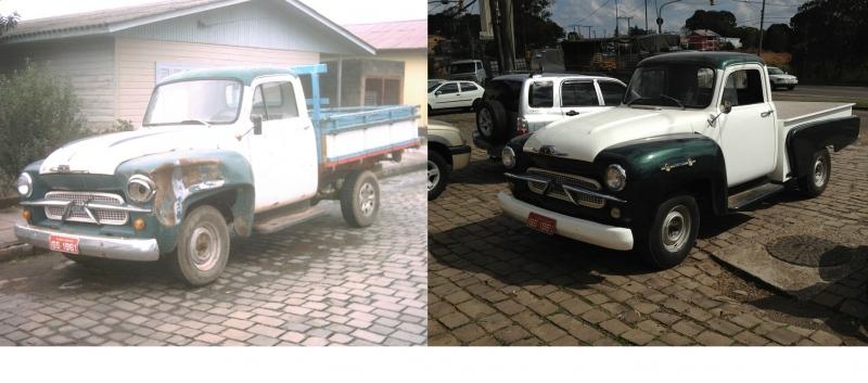 1961 Chevrolet Brasil