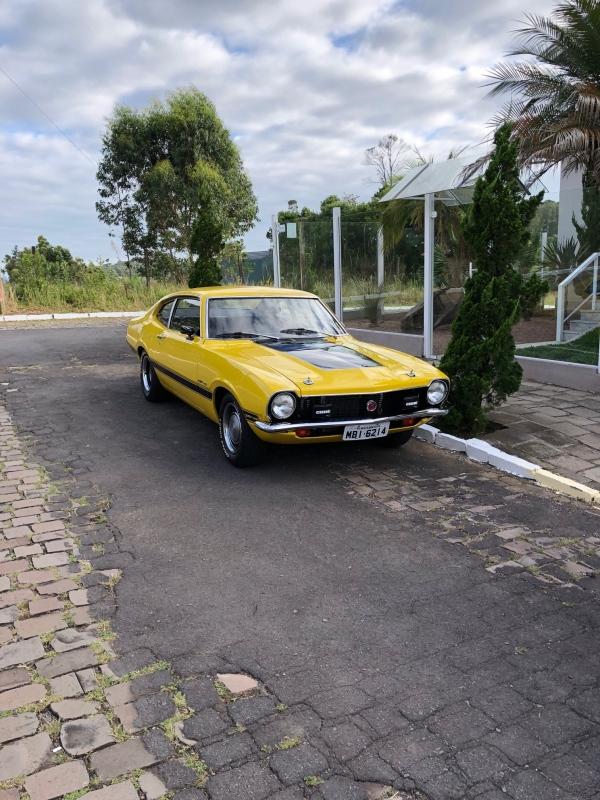 1976 Ford Maverick GT