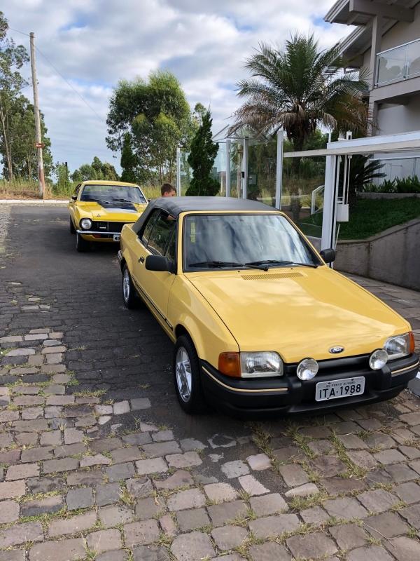1988 Ford Escort XR3