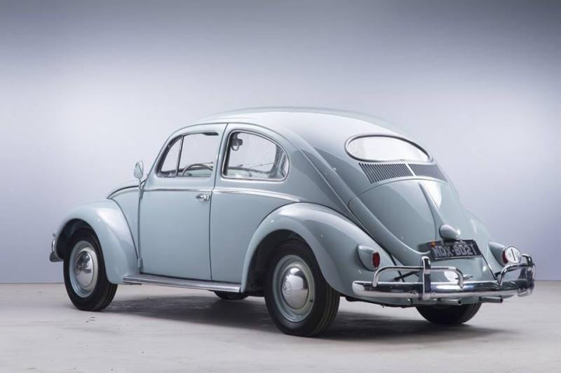 1957 VW Sedan