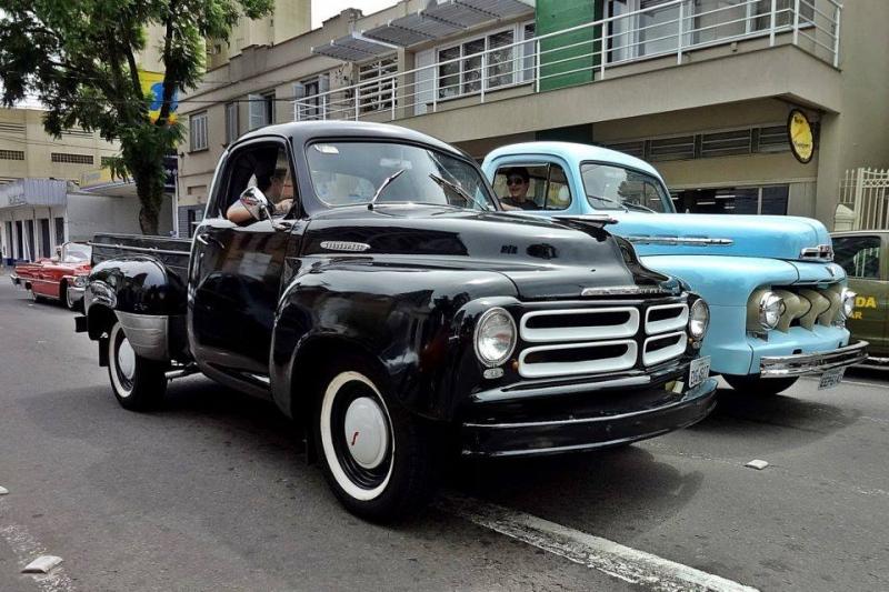 1954 Studebaker Pick Up