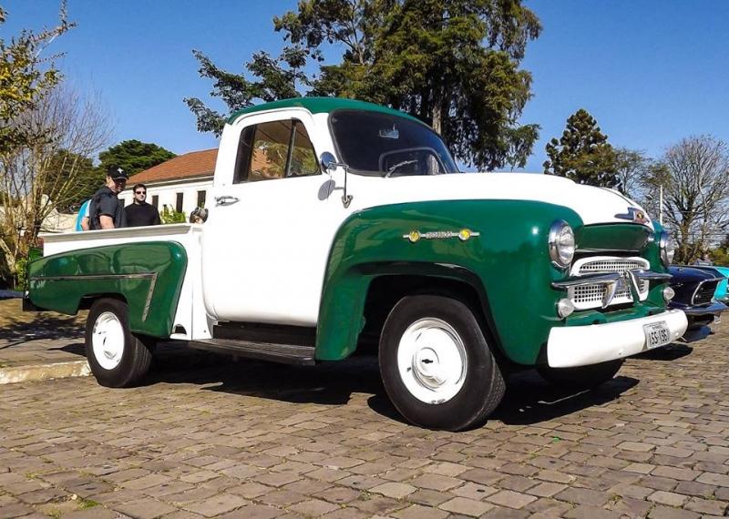 1961 Chevrolet 3100
