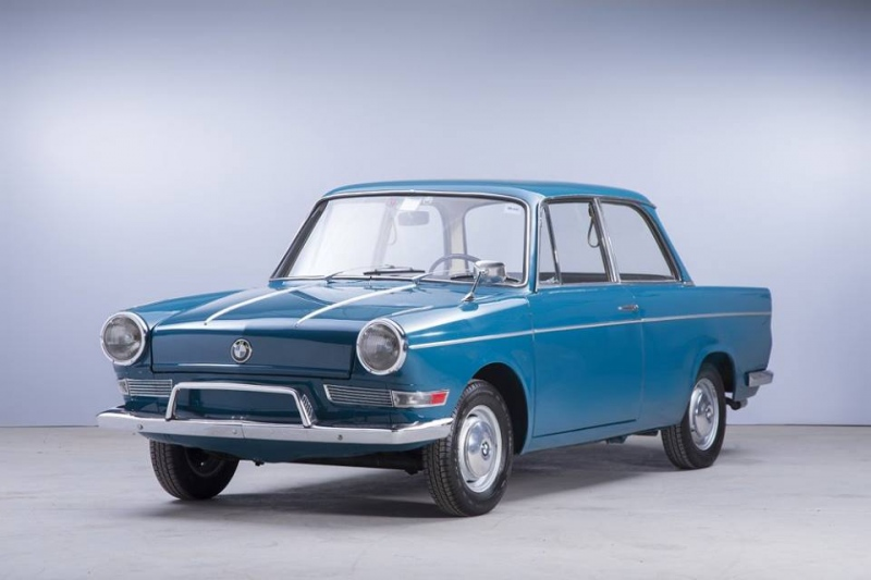 1964 BMW 700 LS Luxus