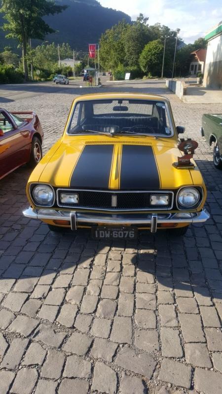 1974 Corcel GT
