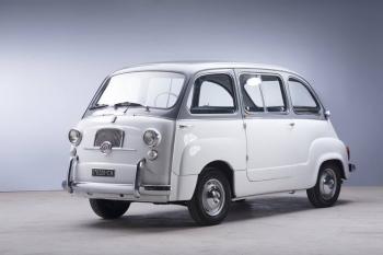 1964 Fiat 600D Multipla