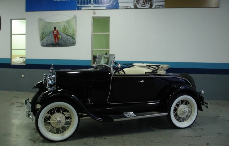 1929 Ford A Roadster3