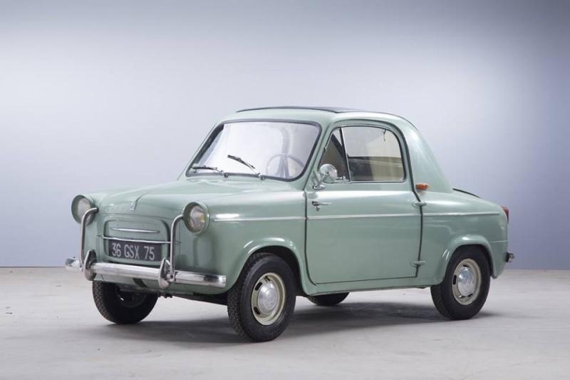 1959 Vespacar 400