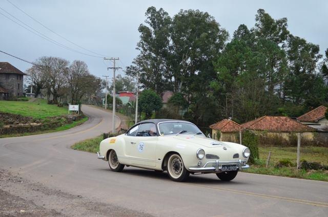 1965 VW Karmann-Ghia