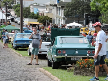 25/03/18 20º Encontro de Carros Antigos de São Marcos/RS