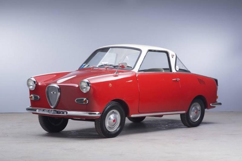 1966 Goggomobil Glas Coupe 250