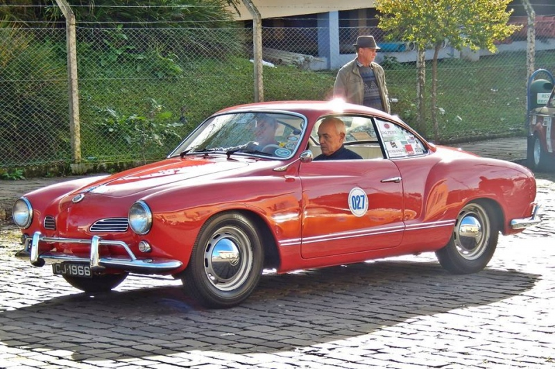 1966 VW Karmann-Ghia