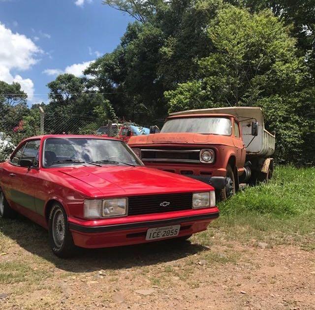 1980 GM Opala SS
