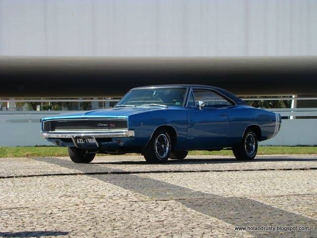 1968 Charger RT