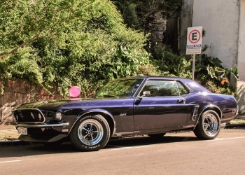1969 Ford Mustang Hardtop