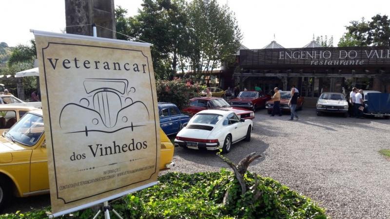 07/04/18 59º Encontro mensal Veteran Car Club dos Vinhedos -  Bento