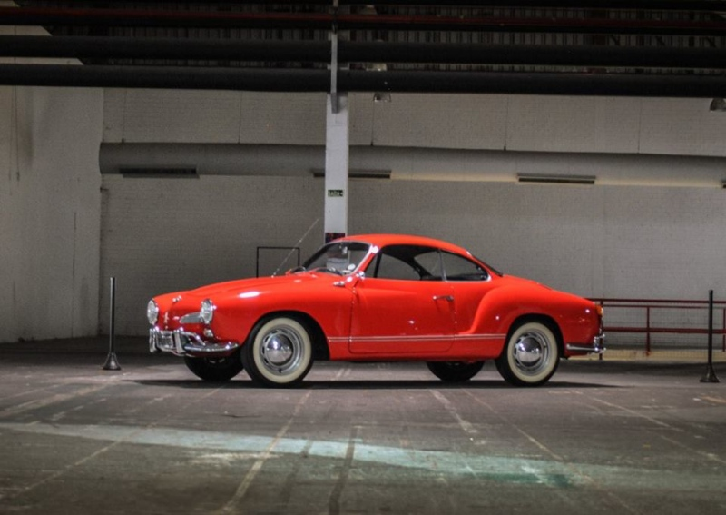 1969 VW Karmann-Ghia