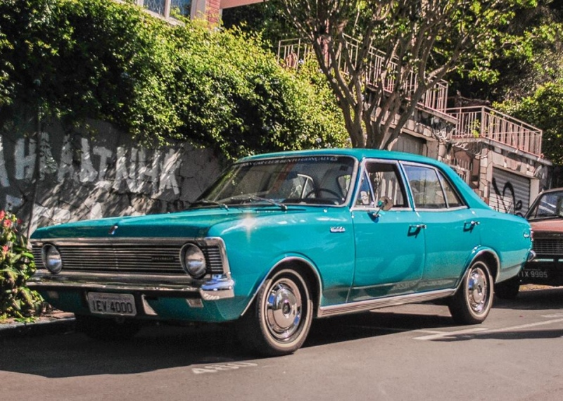 1970 Chevrolet Opala 3800