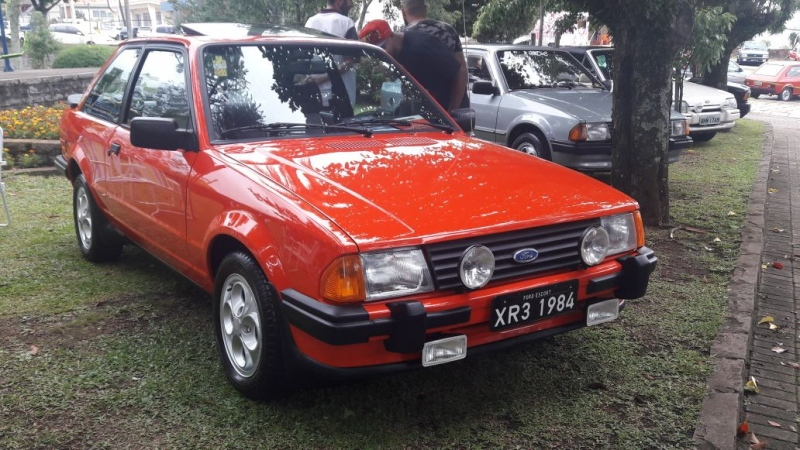1984 Escort XR3