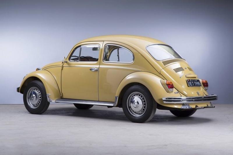 1972 VW Fusca 1500