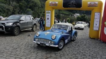 07/07/18 VII Rally dos Vinhedos - Serra Gaucha
