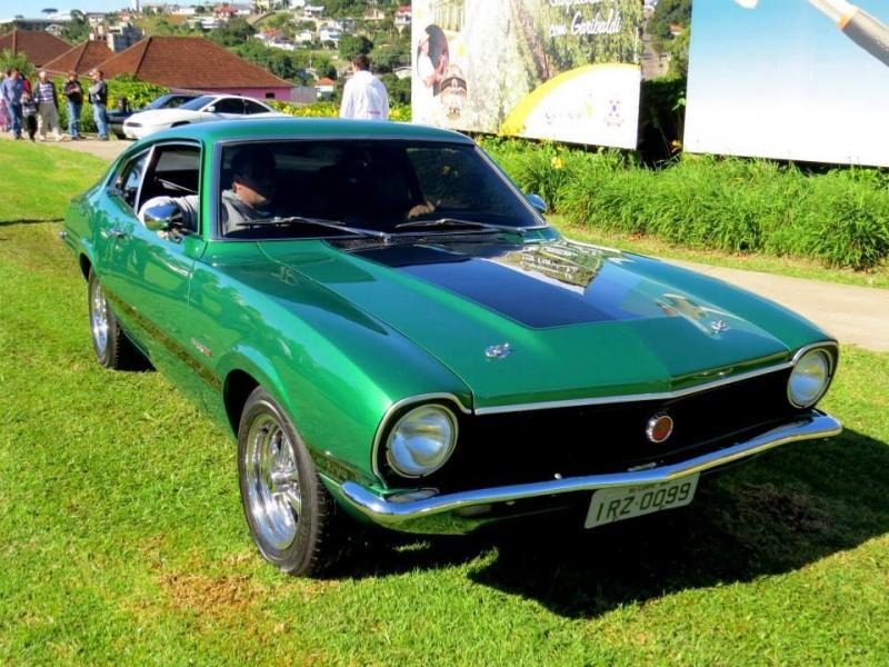 1974 Ford Maverick GT
