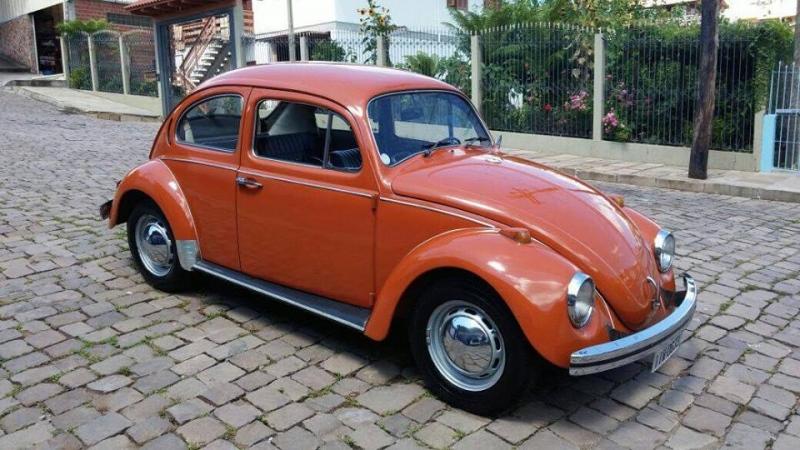 1974 VW Fusca