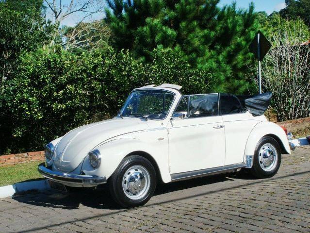 1975 VW Beetle Cabriolet