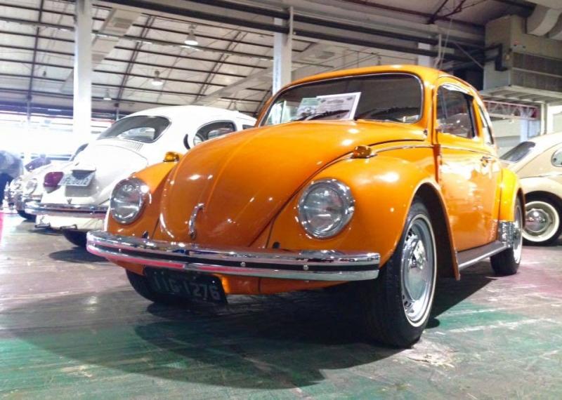 1975 VW Fusca