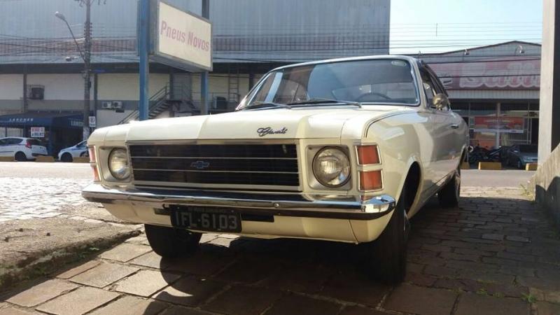 1975 Chevrolet Opala