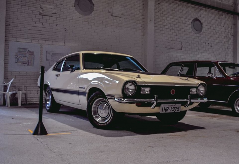 1975 Ford Maverick GT