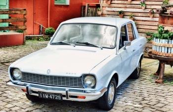 1977 Ford Corcel Sedan