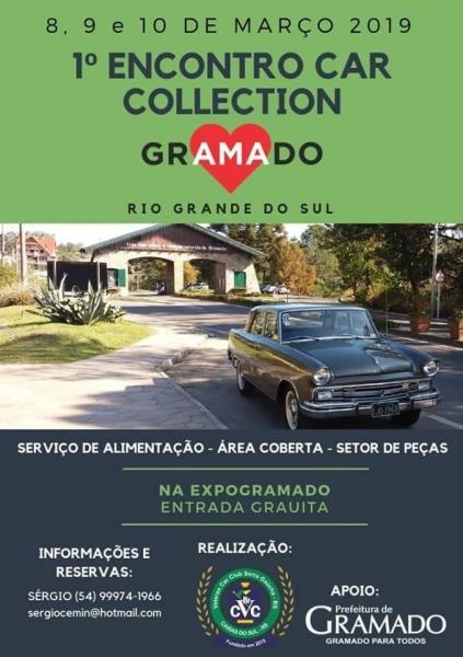 1º Encontro Car Collection - Gramado/RS