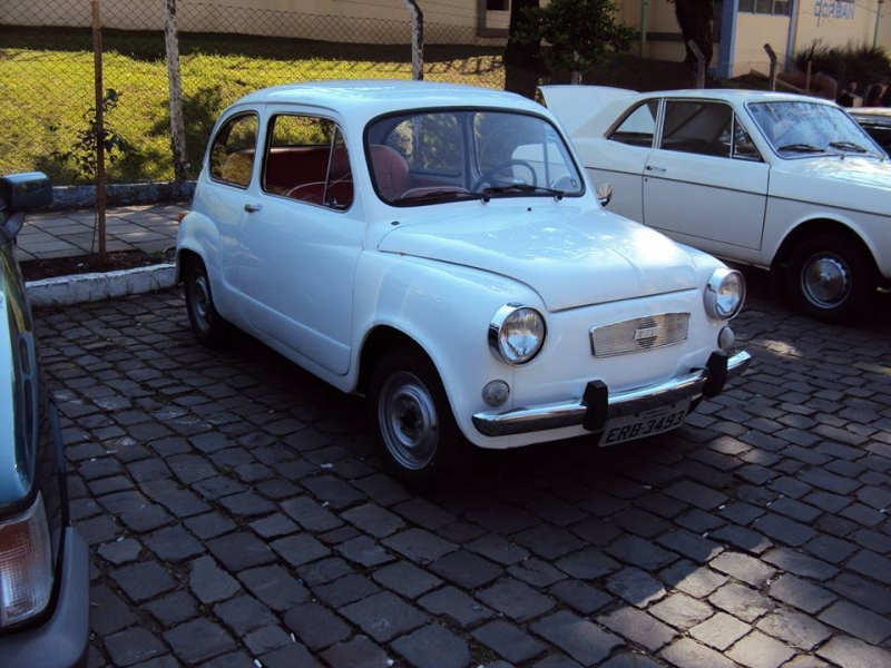 1979 Fiat 600R