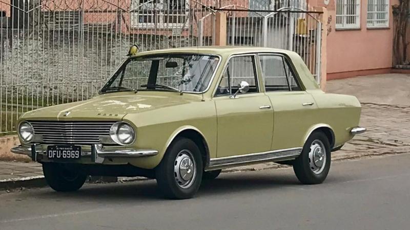 1969 Corcel Luxo