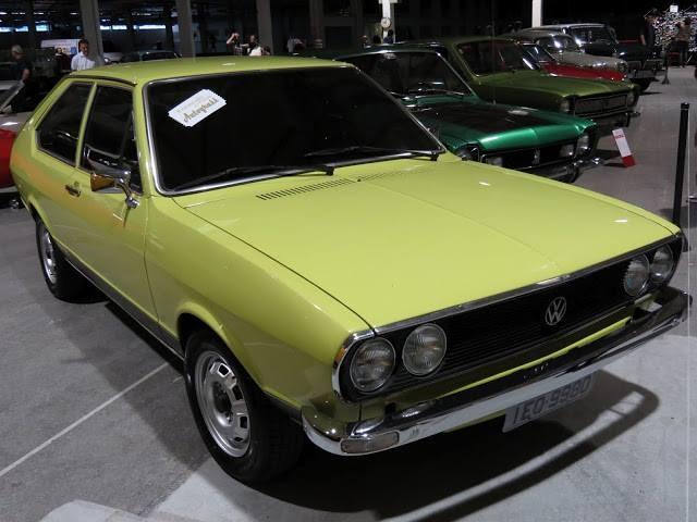 1977 VW Passat TS