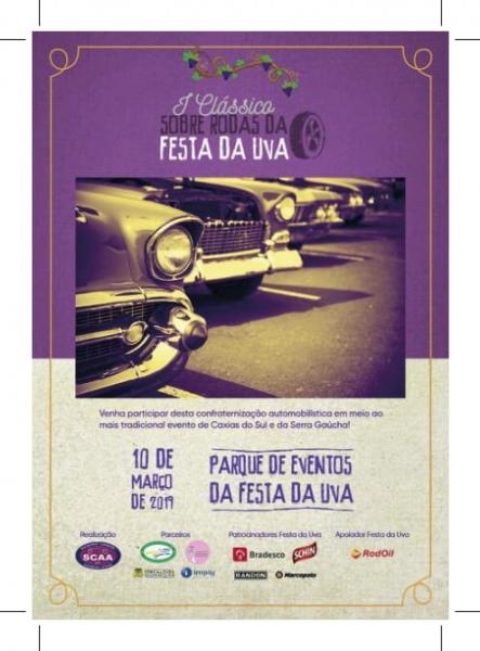 1º Classico sobre rodas - Caxias do Sul/RS