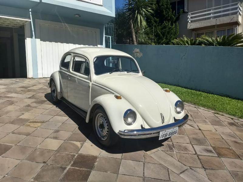 1975 VW Fusca 1300