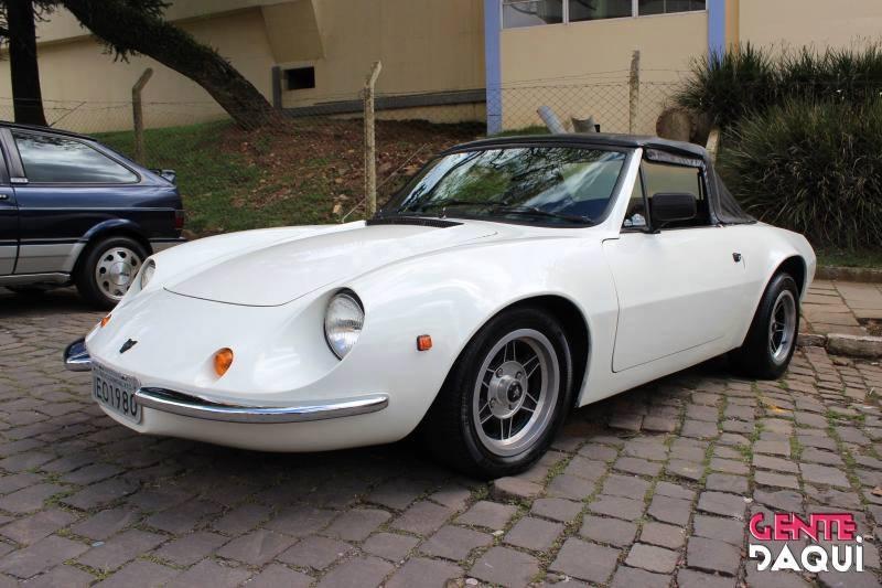 1980 Puma GTS