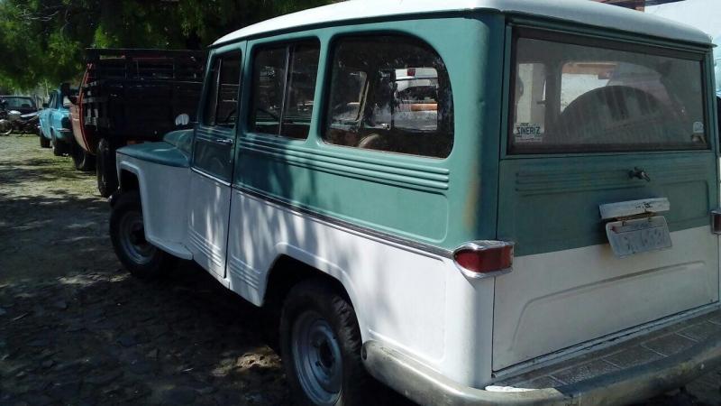 1968 Rural 4x4
